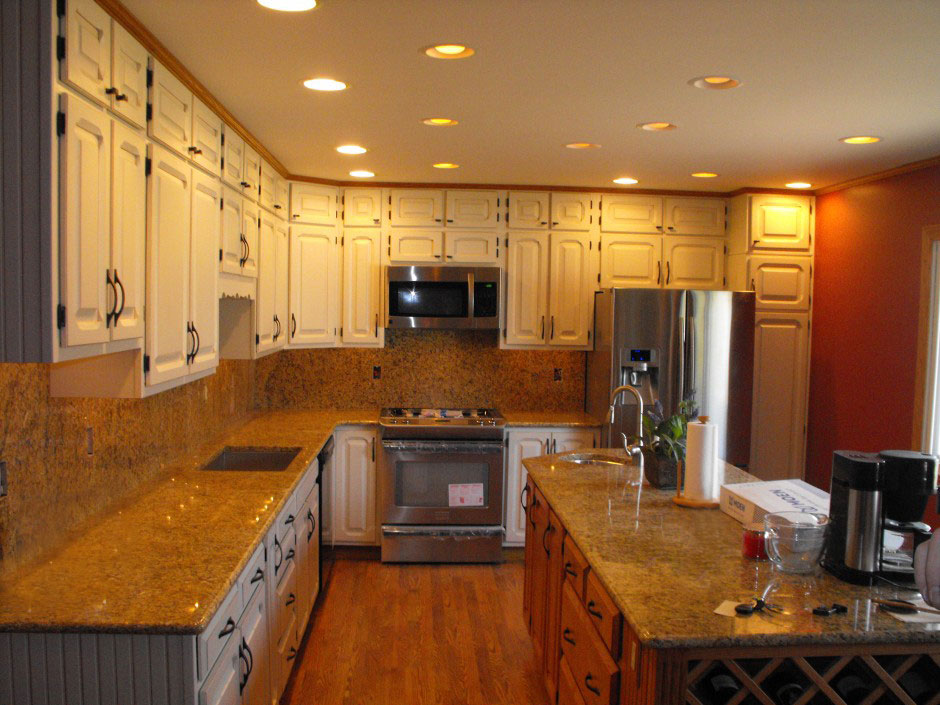 Custom stone products buy granite countertops and other for Webs custom kitchen